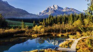 turisticna agencija Iter - Zelenci, Ratece, Kranjska Gora