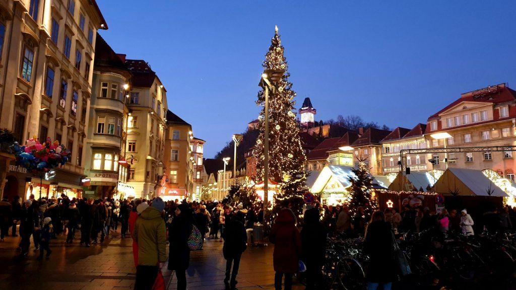 turistična agencija Iter - predbožični Gradec 2