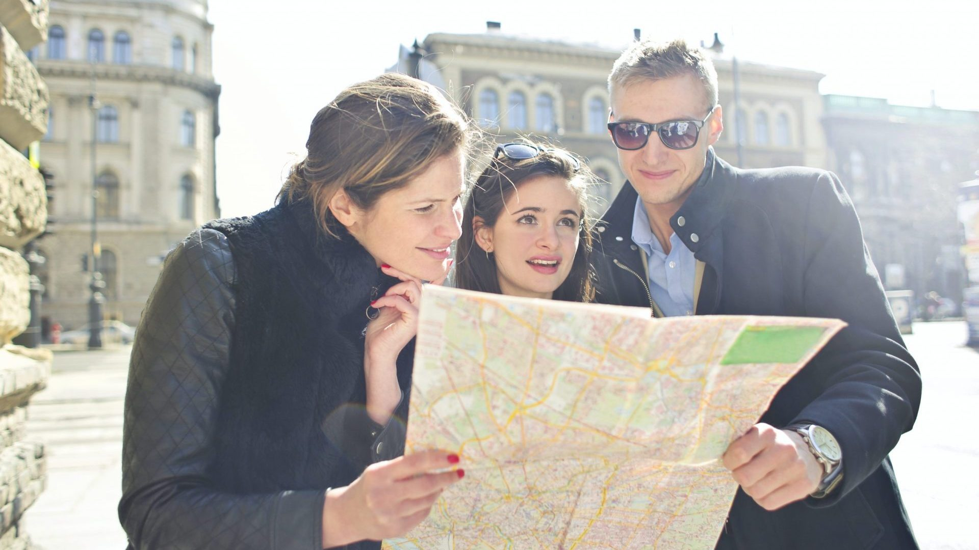 turisticna agecija Iter - delo turisticnega vodnika