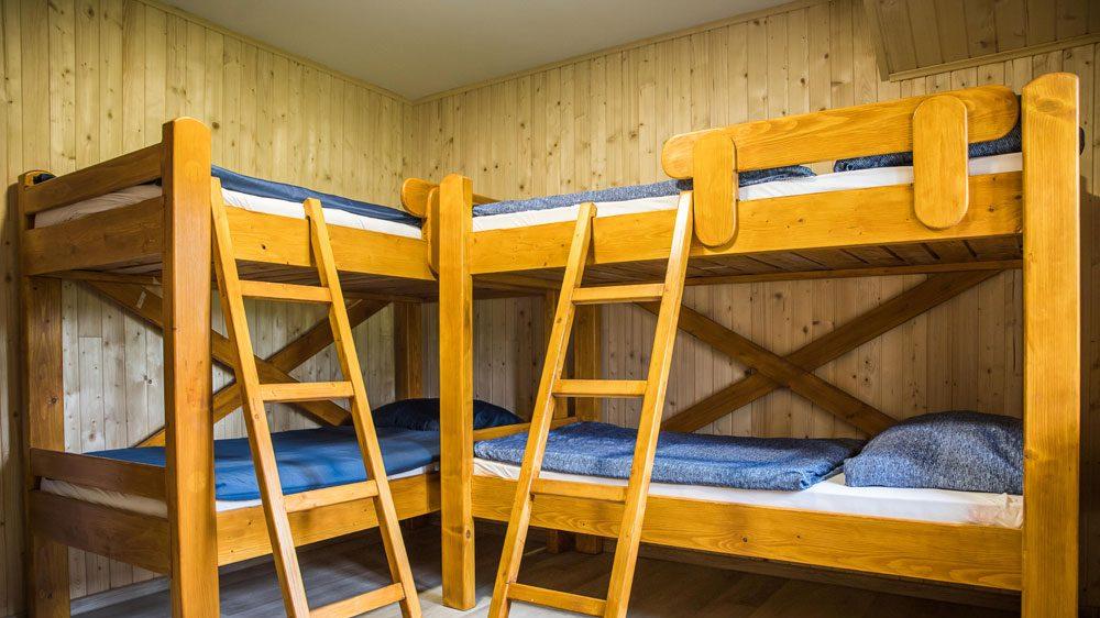 Turistična agencija Iter - apartmaji Pokljuka_apartma dodatna spalnica