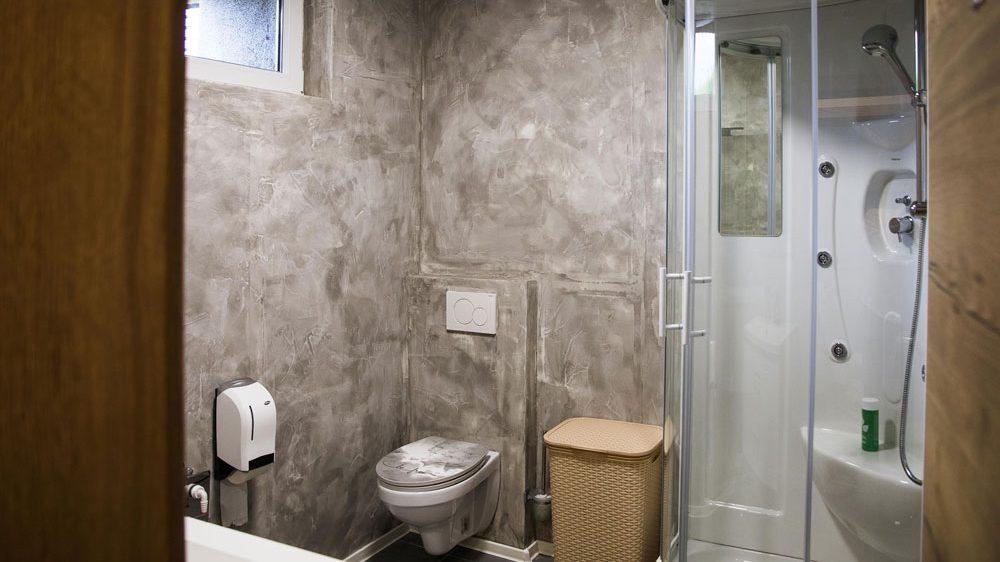 Turistična agencija Iter - apartmaji Pokljuka_apartma kopalnica
