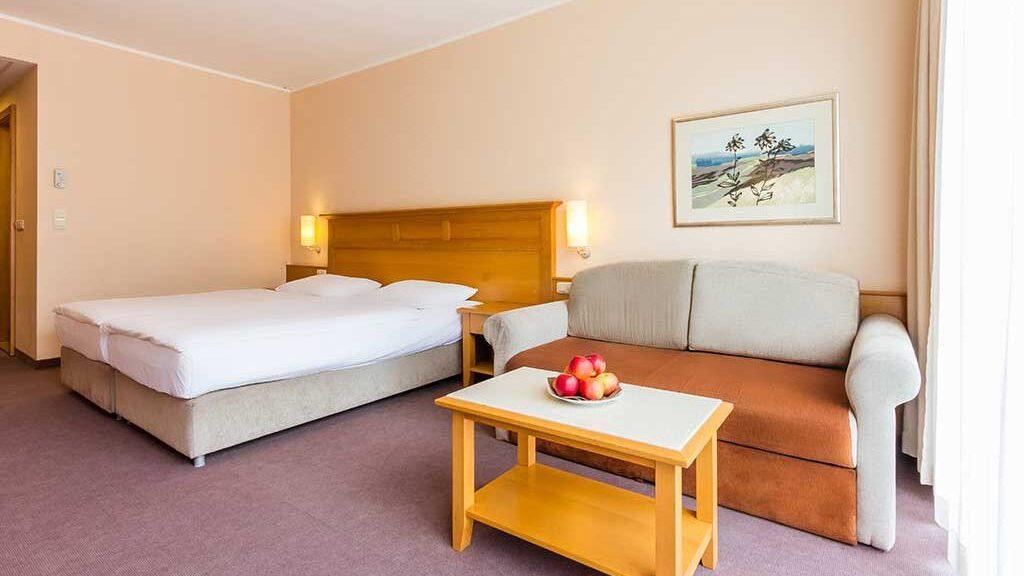 Turistična agencija Iter - hotel Bellvue_družinska soba