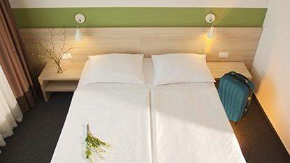 Turistična agencija Iter - hotel Vesna_soba