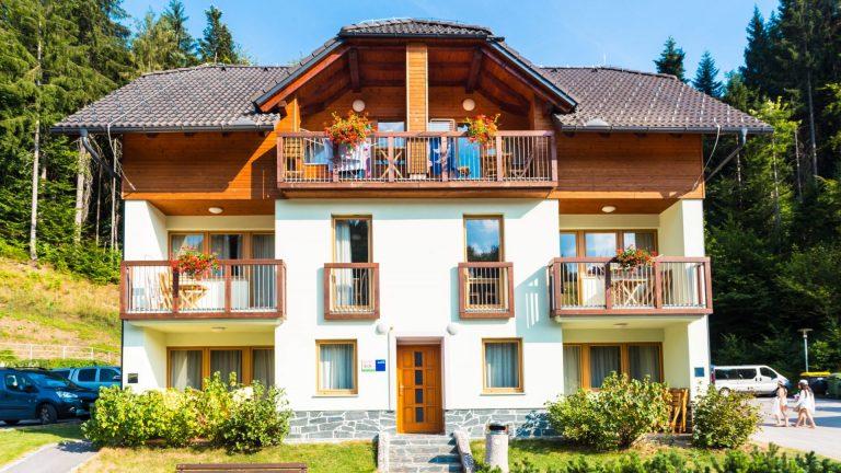 Turistična agencija Iter - terme Snovik_apartmajska hiša